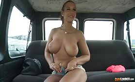 Groped in the car